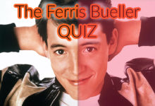 Photo of Ferris Bueller Quiz