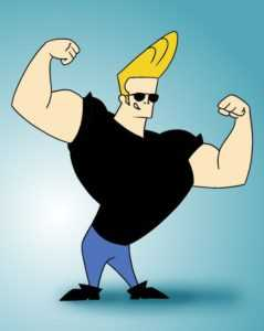johnny bravo pick up lines