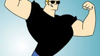 Photo of Johnny Bravo Pick Up Lines